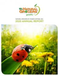 Natural Grocers by Vitamin Cottage - 2020 Annual Report